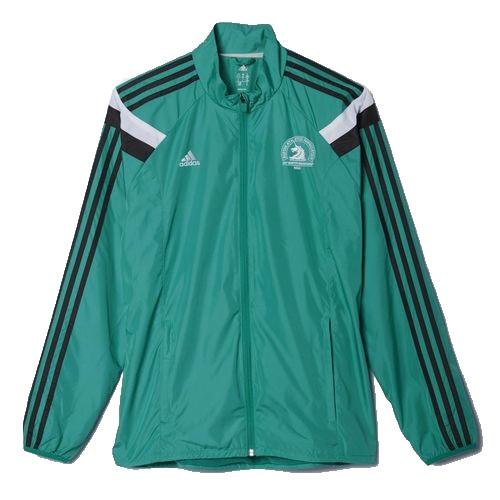 2016 Adidas Boston Jacket Front