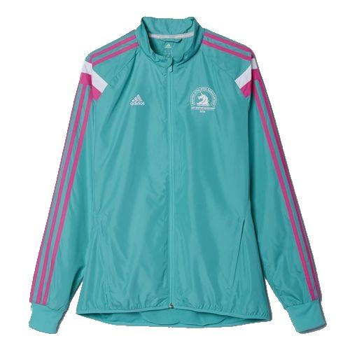 2016 Boston Marathon Womens Jacket Front