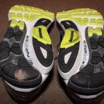 Saucony Hurricane ISO Sole Rear
