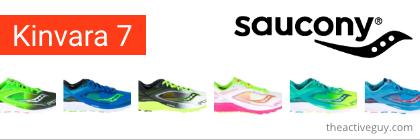 Saucony Kinvara 7 Featured
