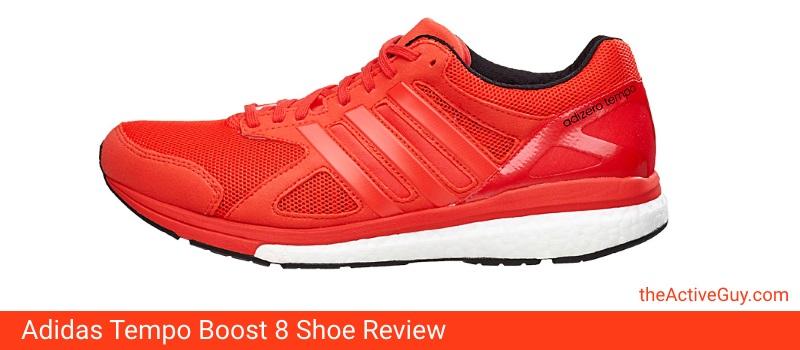 Adidas Adizero Tempo 8 Boost Running