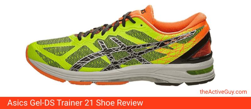 regard détaillé dacb9 23be2 Asics Gel DS Trainer 21 Shoe Review | The Active Guy