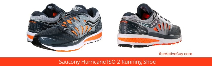 Saucony Hurricane ISO 2 Running Shoe