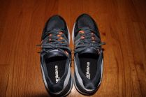 Saucony Hurricane ISO 2 top