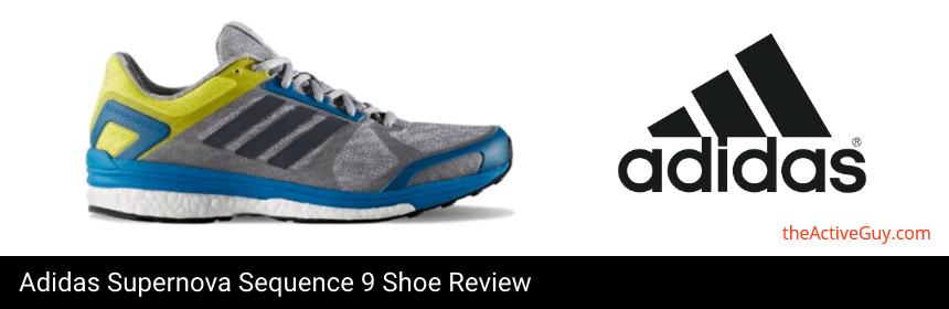 Adidas Supernova Sequence 9 Featured