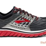 Brooks Glycerin 14 Mens - Black and Red