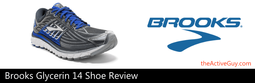 Brooks Glycerin 14 Shoe Review | The Active Guy