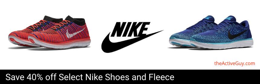 Nike Shoe and Fleece Sale