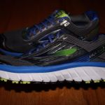 Brooks Ghost 9 lateral