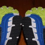 Brooks Ghost 9 sole back
