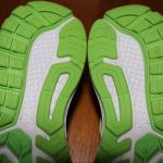 Saucony Guide 9 Sole Back