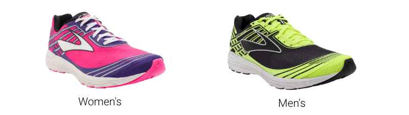 Brooks Asteria Colors