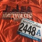 Columbus Marathon Shirt