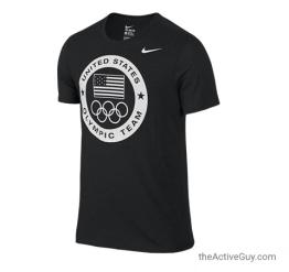 Nike Team USA Dri Blend Shirt