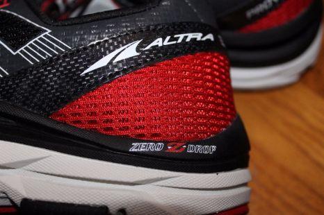 Altra Provision 3.0 Heel