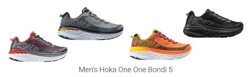 Hoka One One Bondi 5