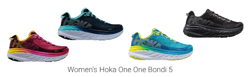 hoka bondi 5 womens size 9