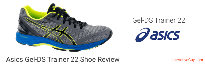 huge discount c3508 d7c56 Asics Gel-DS Trainer 22 Shoe Review | The Active Guy
