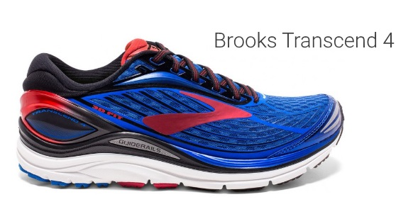 Brooks Transcend 4 Shoe Review | The