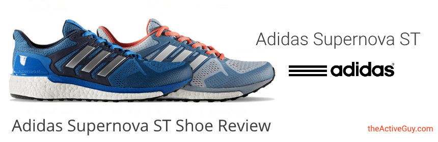 best sneakers 702b7 73ffa Adidas Supernova ST Shoe Review   The Active Guy