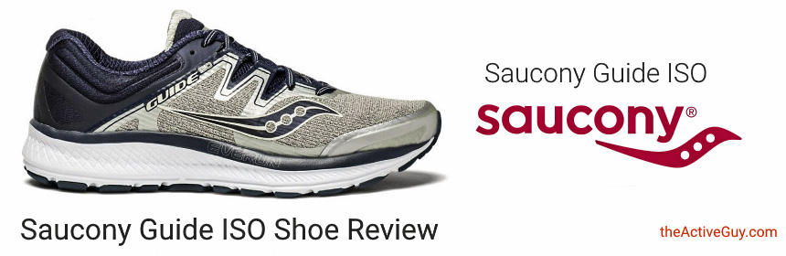 saucony womens guide iso running shoe review