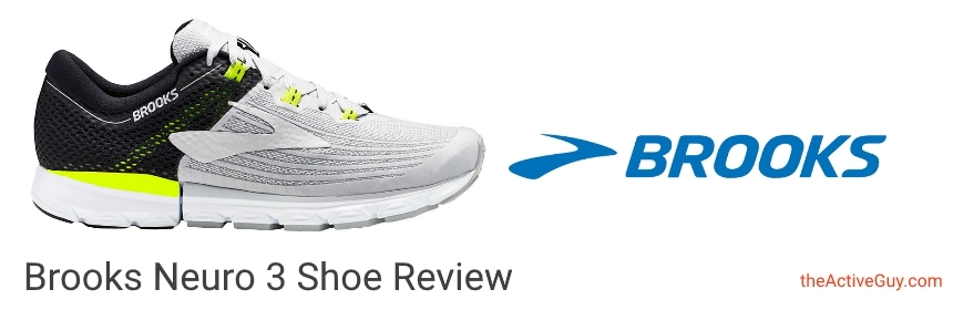 c312288589078 Brooks Neuro 3 Shoe Review