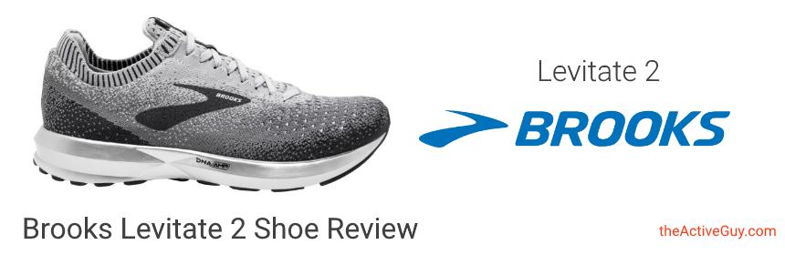 a8232af8ace Brooks Levitate 2 Shoe Review