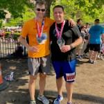 2019 Cleveland Marathon Finish Line