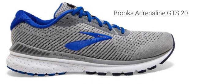 Brooks Adrenaline GTS 20 Shoe Review