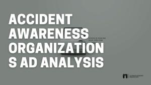 Accident Awareness Ad Ad Analysis