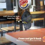 Burger King Ad by Burger King