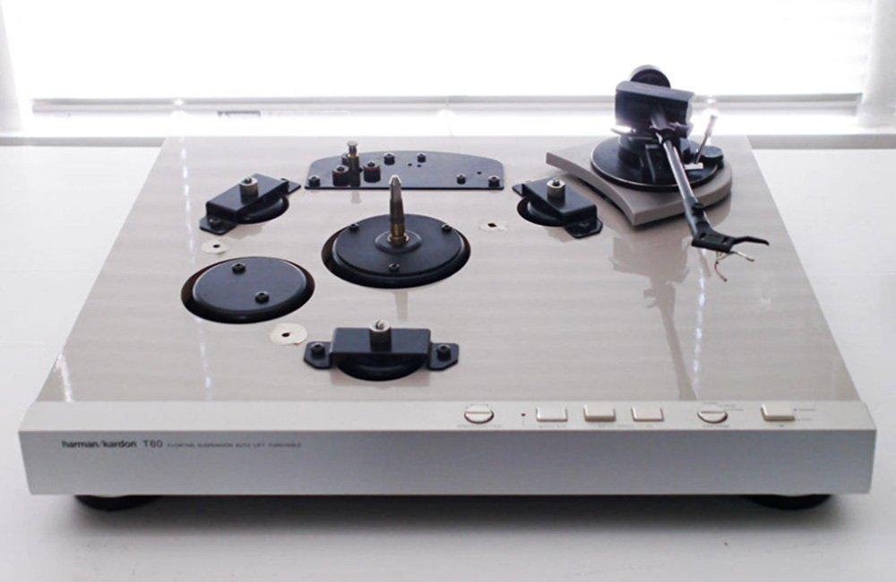 Who still listens to Vinyl ? Harmon Kardon T65C - The Addition Studio
