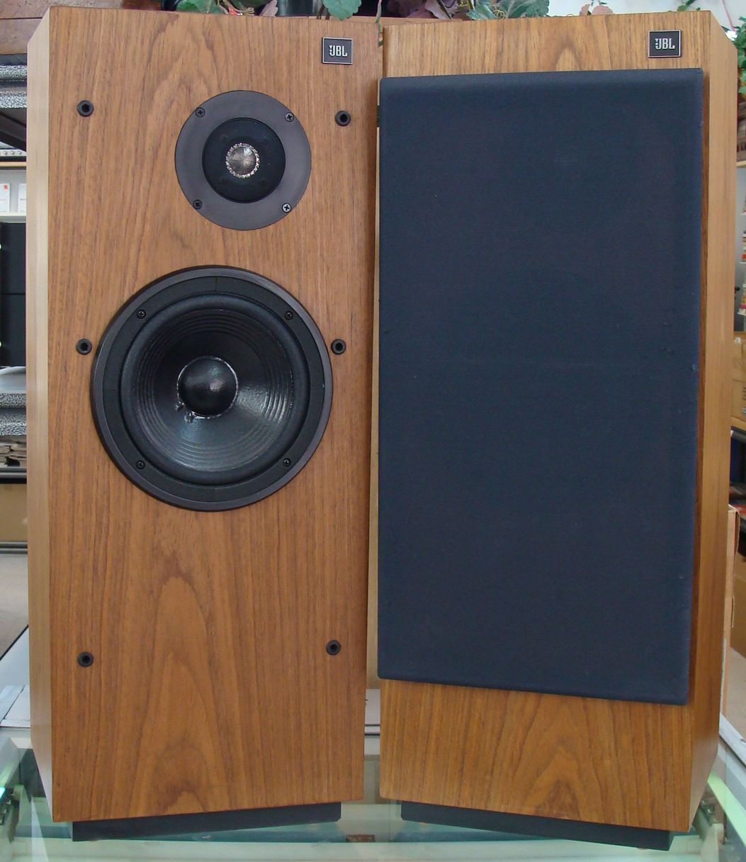 JBL L60T Studio Monitors for the Living Room - The Addition
