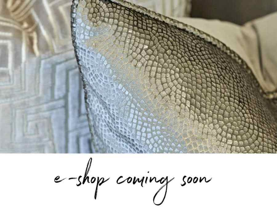 Our brand new e-shop is launching soon