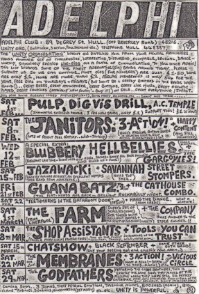 Old flyer