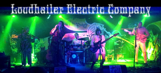 Loudhailer Electric