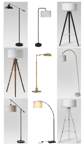 We Are In The Process Of Slowly Adding Pieces To Our Living Room And The  Next Item On The List Is A Floor Lamp. I Originally Thought I Wanted Two  Plug In ...