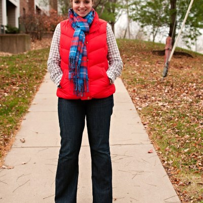 What I Wore: Game Day Outfit