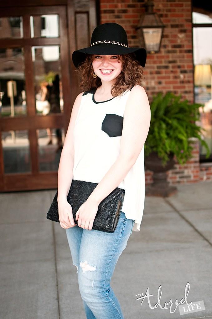 Felt Hat outfit