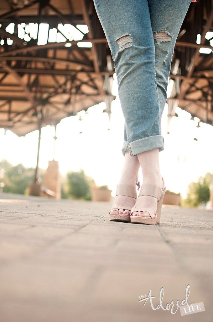 Pink Vince Camuto Heels