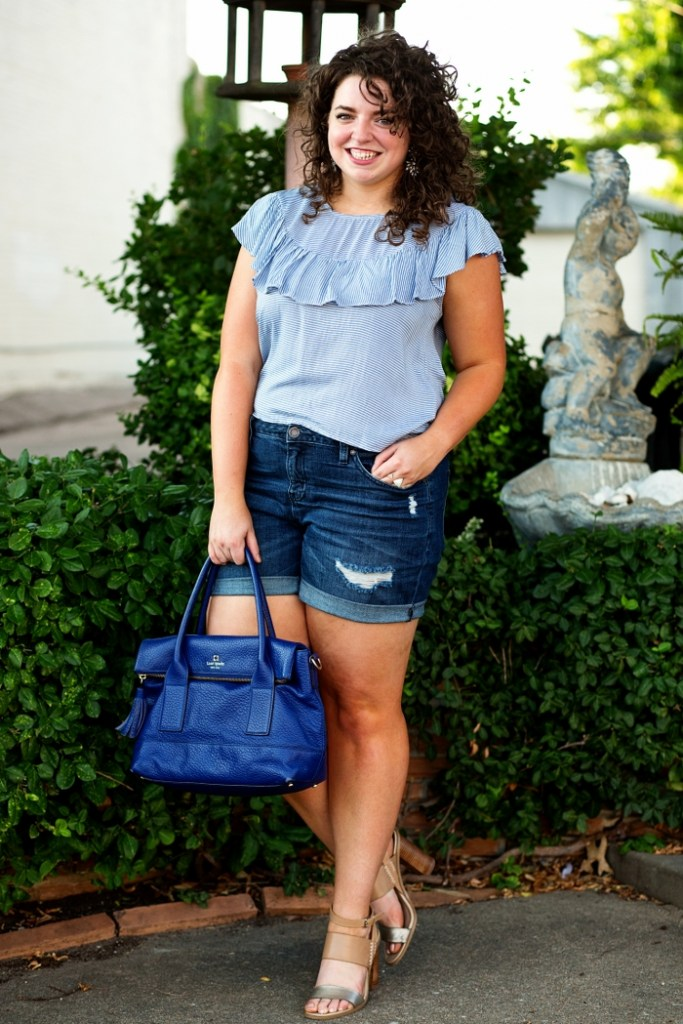 Summertime Blues Outfit