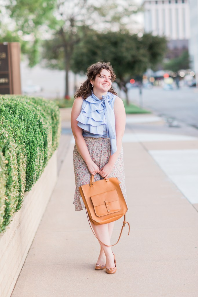 Young Professional Outfit | theadoredlife.com