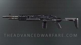 Call Of Duty Advanced Warfare AW Assault Rifles