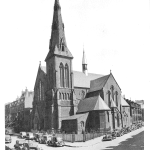 church in the 1930s