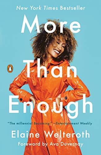 More Than Enough - Book Cover