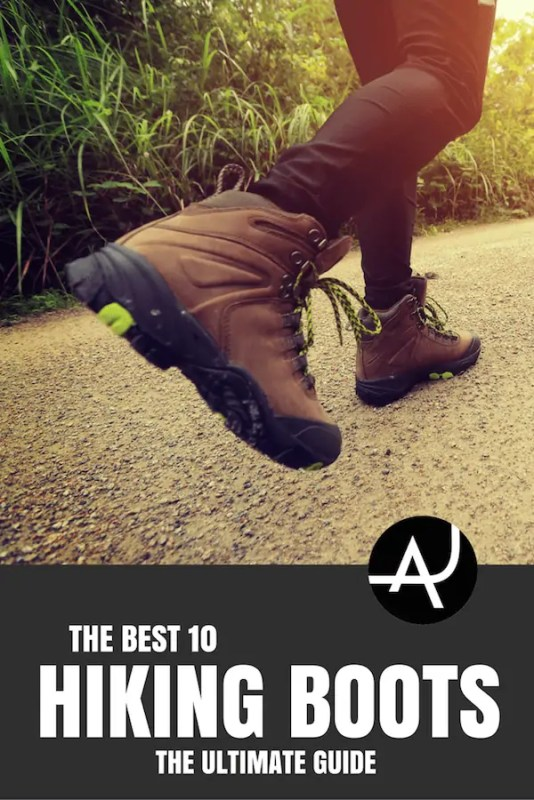 best boots to wear for hiking