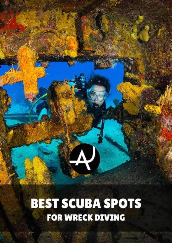 Best wreck diving in the world