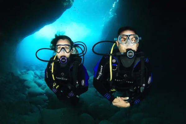 improving your diving skills