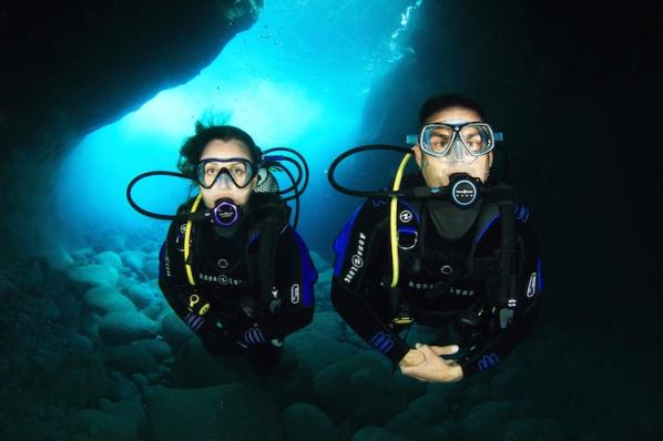 picking a dive mask