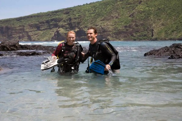 tips for a good scuba diving buddy
